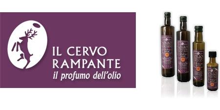 Olivenöl Il Cervo Rampante aus Latium