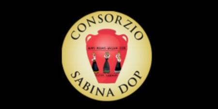 Siegel vom Olivenöl Sabina DOP aus Latium